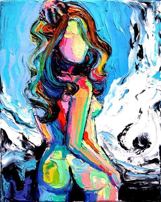 Art: Zephyr by Artist Aja