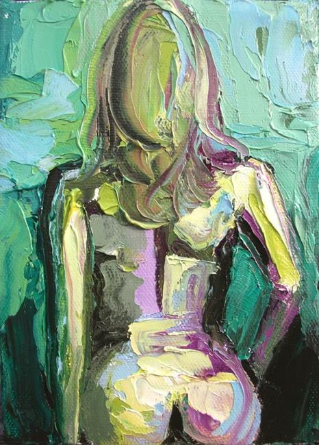 Art: Femme 26 by Artist Aja