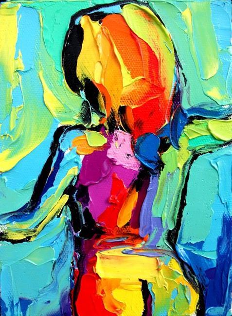 Art: Femme 27 by Artist Aja