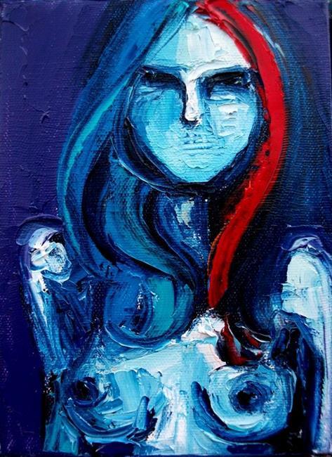 Art: Femme 35 by Artist Aja
