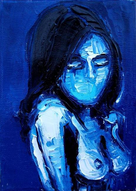 Art: Femme 37 by Artist Aja