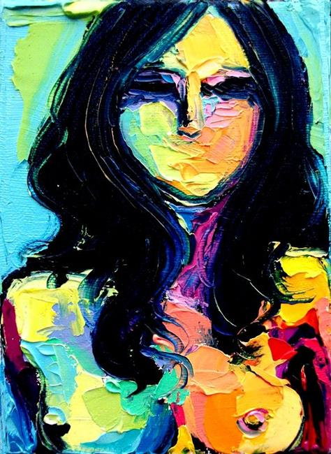 Art: Femme 42 by Artist Aja
