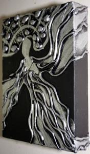 Detail Image for art SILVER ANGEL