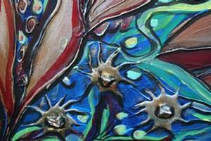 Detail Image for art THE OCEAN FLOWERS