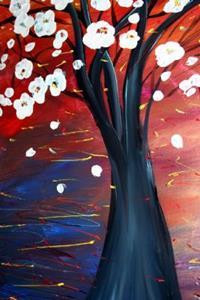Detail Image for art CHERRY BLOSSOM at SUNSET