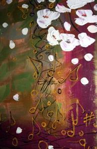 Detail Image for art Magnolia Tree