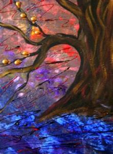 Detail Image for art DRAGON TREE