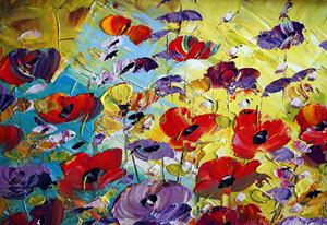 Detail Image for art Summer Garden