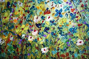 Detail Image for art Wildflowers