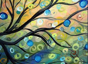 Detail Image for art Summer Tree