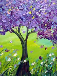 Detail Image for art SPRING LILAC