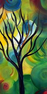Detail Image for art LIGHTS TREES SEASONS