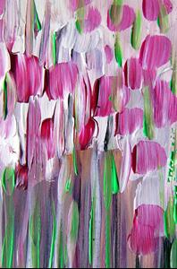 Detail Image for art PINK TULIPS