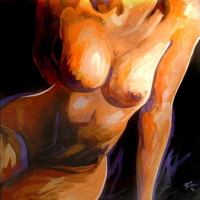 Art: ESSENCE by Artist Marcia Baldwin