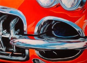 Detail Image for art THE CORVETTE