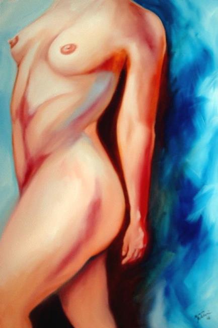 Art: ECCENSE II by Artist Marcia Baldwin