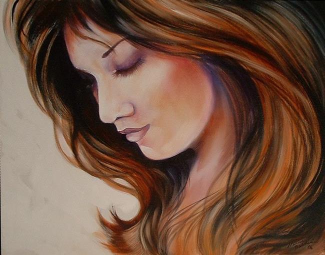 Art: SWEET THOUGHTS by Artist Marcia Baldwin