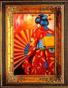 Detail Image for art ASIAN DRESS