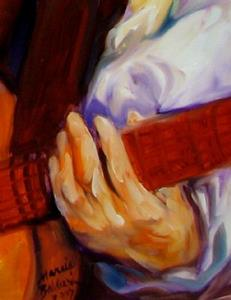 Detail Image for art BLUES MAN