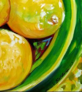 Detail Image for art LEMON BOWL