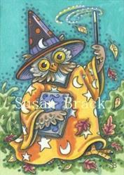 Art: MERLIN by Artist Susan Brack