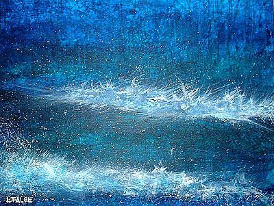 Art: Ocean's Essence II by Artist Lindi Levison