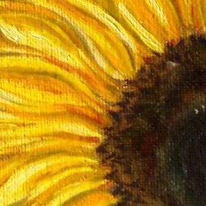 Detail Image for art Sunflower