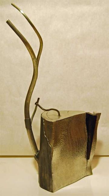 Art: Wedgewood Teapot by Artist Robin Cruz McGee