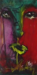 Art: The Whistler by Artist Kelli Ann Dubay