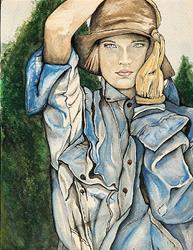 Art: Guess by Artist Kelli Ann Dubay