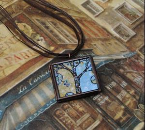 Detail Image for art Blessings - Original Dana Marie Wearable Art