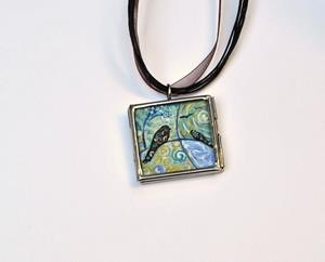 Detail Image for art Gogh-ing Home ~ Original Dana Marie Wearable Art