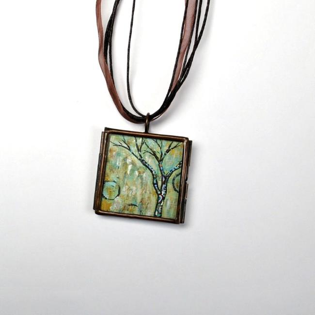 Art: The Beauty of Change ~ Original Wearable Art by Artist Dana Marie