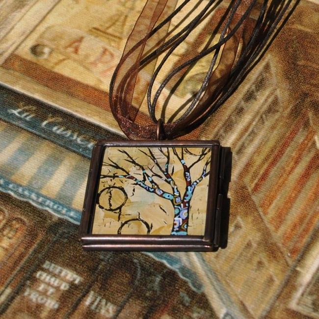 Art: Solar Powered - Original Dana Marie Wearable Art by Artist Dana Marie