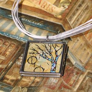Detail Image for art Solar Powered - Original Dana Marie Wearable Art