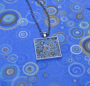 Detail Image for art Essence - Original Wearable Wearable Art - Sold