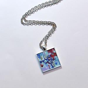 Detail Image for art Celebrate Abstract - Original Wearable Art