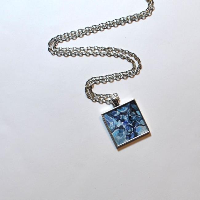 Art: Stone Abstract - Wearable Art ~ Sold by Artist Dana Marie