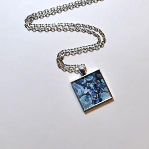 Detail Image for art Stone Abstract - Wearable Art ~ Sold