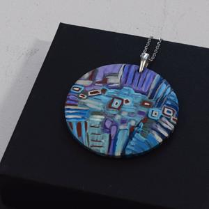 Detail Image for art Abstract Wearable Art