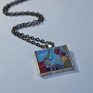 Detail Image for art Reflect ~ Original Wearable Art