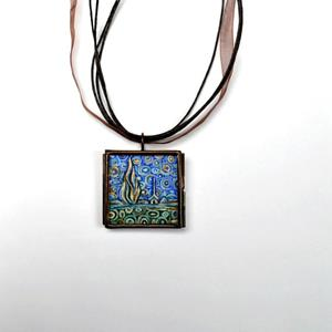 Detail Image for art Starry Kissed Night ~ Original Wearable Art ~ Sold