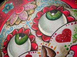 Detail Image for art Flores para los muertos