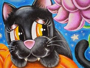Detail Image for art Tracey´s cat