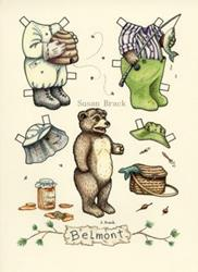 Art: BELMONT #1 by Artist Susan Brack