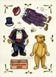 Art: GENTLEMAN JIM #1 by Artist Susan Brack