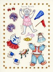 Art: TANDY #1 by Artist Susan Brack
