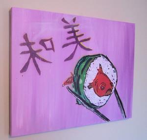 Detail Image for art fresh sushi