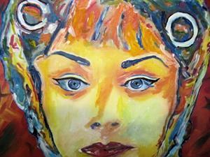 Detail Image for art Pop Art Divine Dragqueen