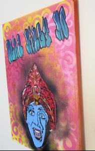 Detail Image for art Pee Wee Herman's Jambi